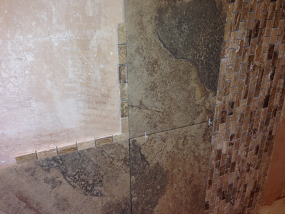 Tile Beading Wet Rooms